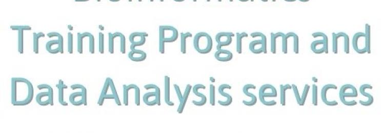 Bioinformatics Training Program and Data Analysis services