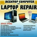 Desktop and laptop service at door step