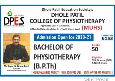 Dhole Patil College Of Physiotherapy