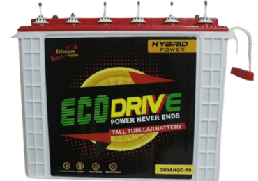 Eco Drive Energy systems