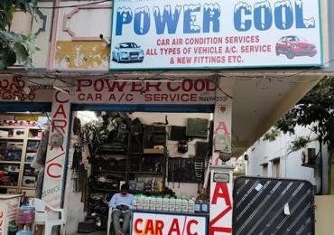 Power cool ac service