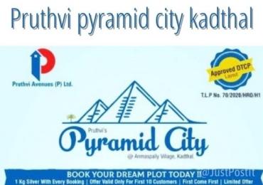 Pruthvi pyramid city