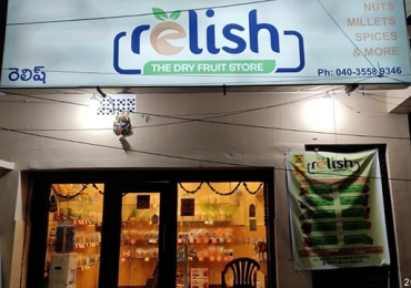 RELISH Dry Fruit Store