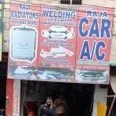 Raja car AC service