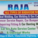 Raja Car welding work