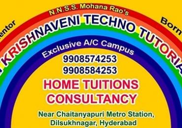 Sri Krishnaveni Home Tutors
