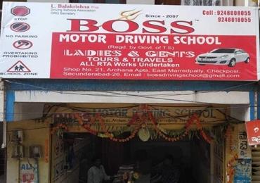 Boss Motor Driving School