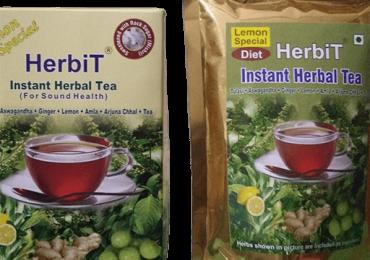 HerbiT Instant Herbal Tea
