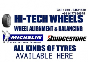 Hi Tech Wheels