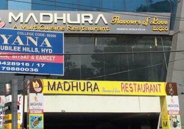 Madhura Multicuisine Restaurant