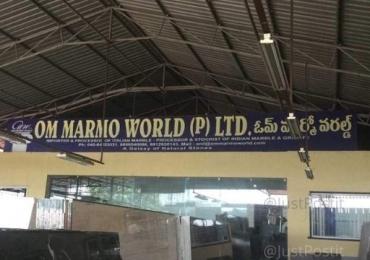 OM MARMO WORLD