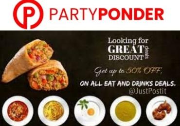 partyponder pvt. ltd.