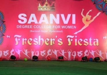 Saanvi Junior and Degree College For Women