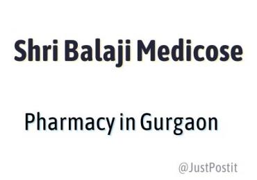 Shri Balaji Medicose