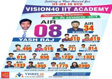 Vision 40 IIT Academy